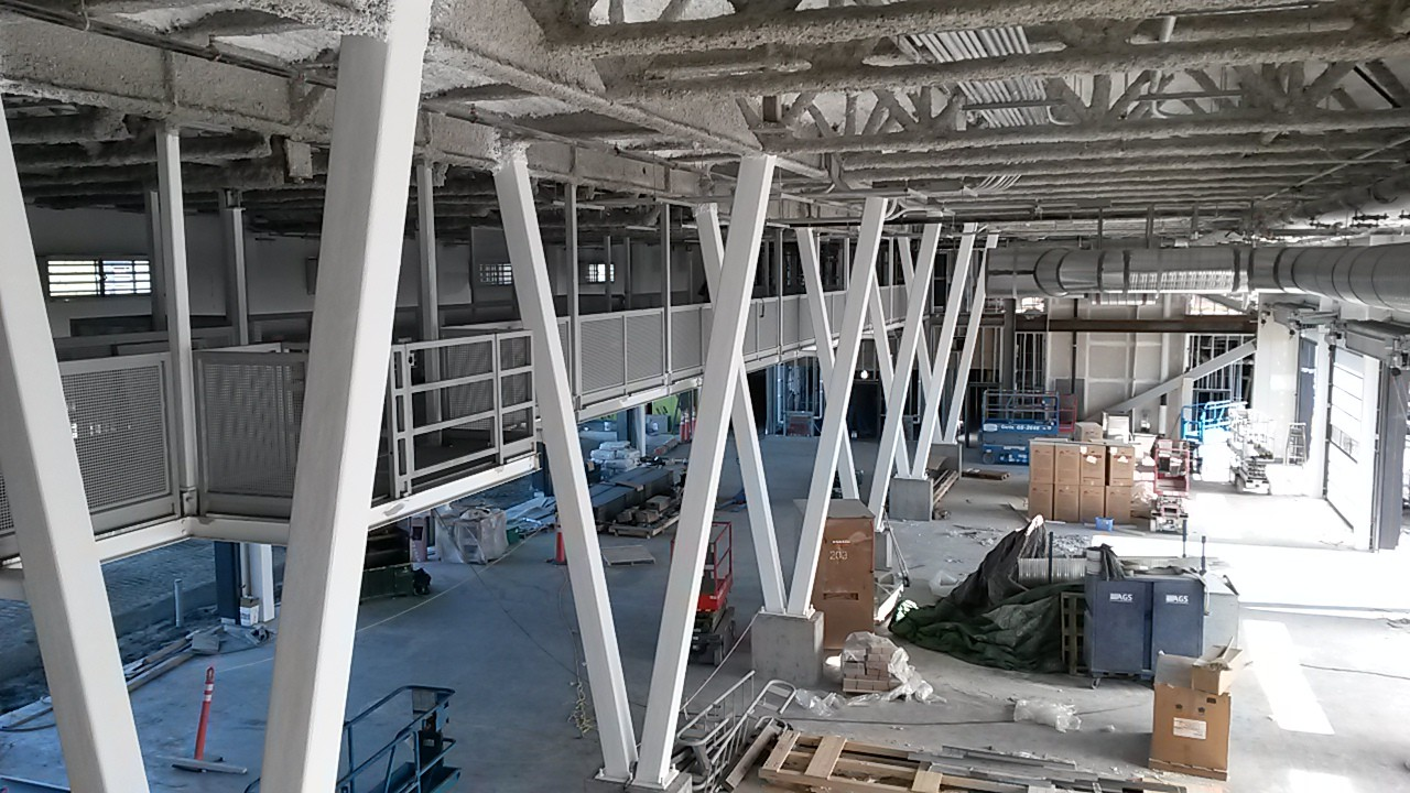 Structural Steel Fabrication Detailing Installation